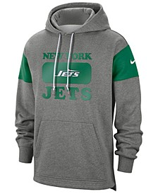 Men's New York Jets Historic Pullover Hoodie