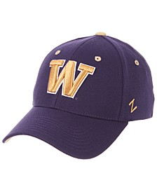 Washington Huskies Stretch Fitted Cap