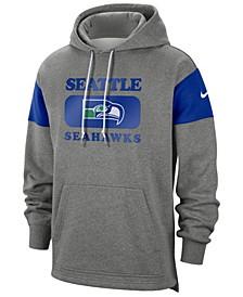 Men's Seattle Seahawks Historic Pullover Hoodie