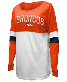 Women's Denver Broncos Boyfriend T-Shirt