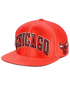 Chicago Bulls Dazzel Snapback Cap