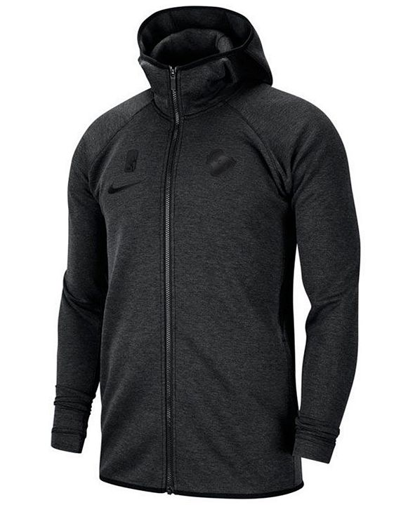 Nike Men's Milwaukee Bucks Showtime Dry Full-Zip Hoodie