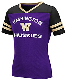 Big Girls Washington Huskies Faboo T-Shirt
