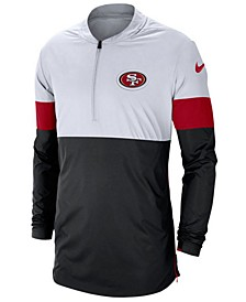 Men's San Francisco 49ers Lightweight Coaches Jacket