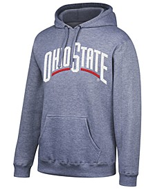 Men's Ohio State Buckeyes Wordmark Hooded Sweatshirt
