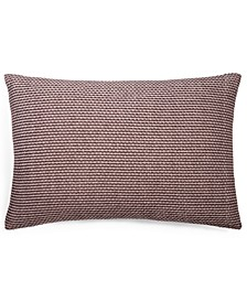 "Woven Diamond 14"" X 20"" Decorative Pillow"