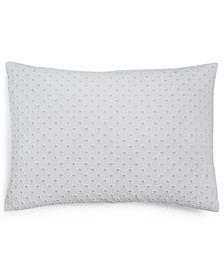 "Eyelet 14"" X 20"" Decorative Pillow"