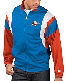 Men's Oklahoma City Thunder The Contender Track Jacket