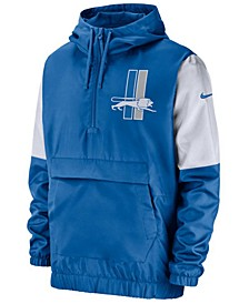 Men's Detroit Lions Historic Anorak Jacket