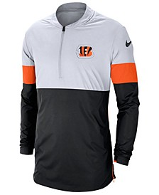 Men's Cincinnati Bengals Lightweight Coaches Jacket