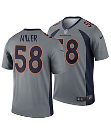 Men's Von Miller Denver Broncos Inverted Color Legend Jersey