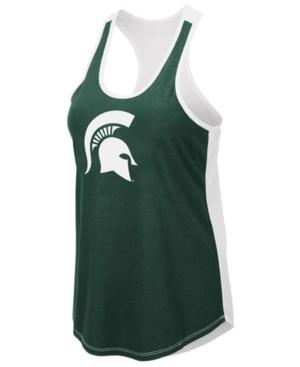Women's Michigan State Spartans Publicist Tank