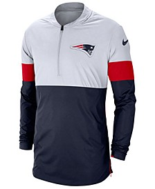 Men's New England Patriots Lightweight Coaches Jacket