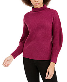 French Connection Orla Flossy Turtleneck Sweater