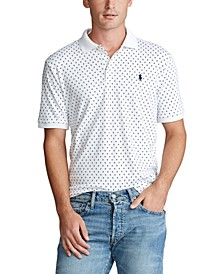 Men's Big & Tall Classic Fit Interlock Polo