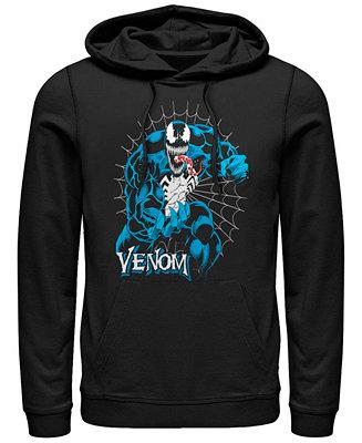 Marvel Men's Classic Venom Web, Pullover Hoodie & Reviews Hoodies & Sweatshirts Men Macy's