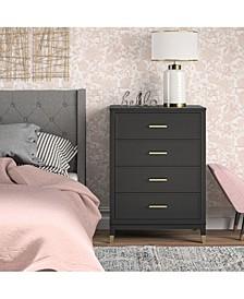 By Cosmopolitan Westerleigh 4-Drawer Dresser