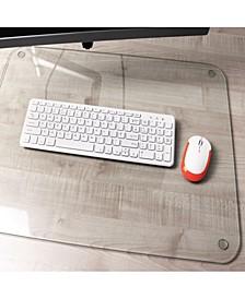 Desktex Glaciermat Glass Desk Pad