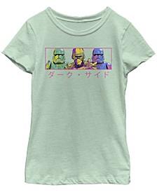 Big Girls First Order Pop Art Short Sleeve T-Shirt