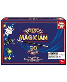 Young Magician 50 Tricks Magic Set