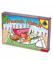 Munch Math Game