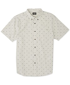 Men's All Day Geo Jacquard Shirt