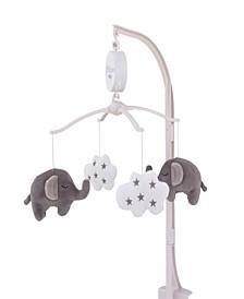 Dream Big Little Elephant Musical Mobile