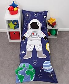 Astronaut Glow in the Dark 4-Piece Toddler Bedding Set