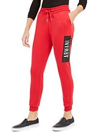 Graphic Jogger Pants