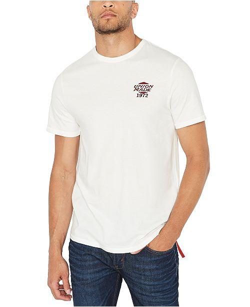 Buffalo David Bitton Men's Logo T-Shirt