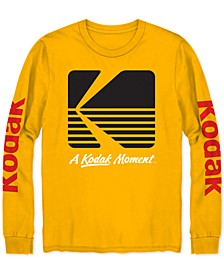 Kodak Men's Long Sleeve Graphic T-Shirt