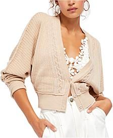 Moon River Cardigan Sweater