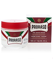 Pre-Shave Cream - Moisturizing & Nourishing Formula