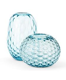 Honeycomb Vases  - Set of 2