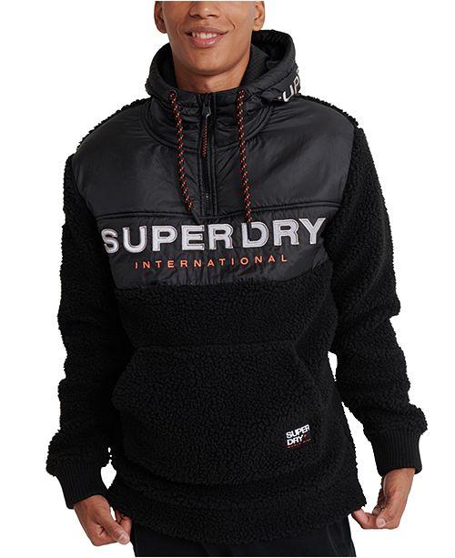 Superdry Athletic Zip Hoodie Men's Hoodies