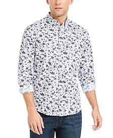 Men's Midnight Floral Shirt