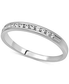 Diamond Band (1/6 ct. t.w.) in 14k White Gold