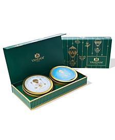 Tea Master's Duo, Gift Set, 2 Teas 50 Servings