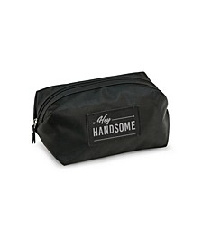 Hey Handsome Performance Nylon Dopp Kit with Accents