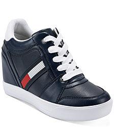 Tommy Hilfiger Women's Delsia Sneakers