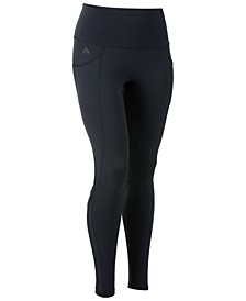 EMS® Women's Sat Nam Techwick 4-Way Stretch Yoga Leggings