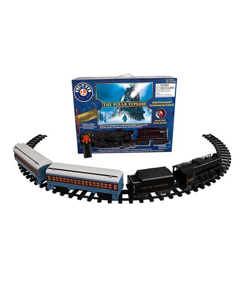Lionel The Polar Express Ready to Play Train Set & Reviews ...