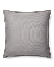 Ralph Lauren Rib Matelass 20 Square Decorative Throw Pillow