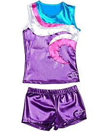 Big Girls Tank and Shorts Set
