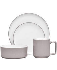 Colortex Stone 4 Piece Place Setting