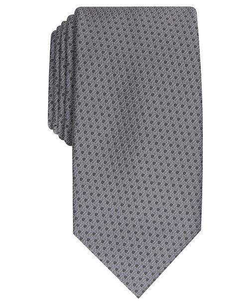 Perry Ellis Men's Starlite Neat Tie