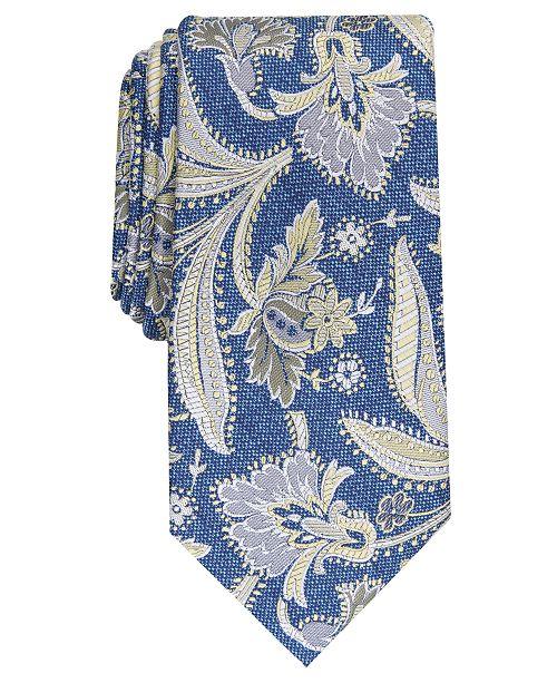 Perry Ellis Men's Olney Paisley Tie