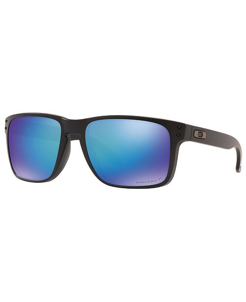 Oakley Polarized Sunglasses, OO9417 59 HOLBROOK XL