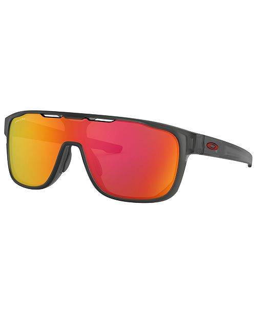 Oakley Men's Crossrange Shield Sunglasses