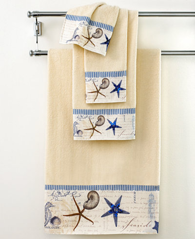 Avanti Bath Towels, Antigua Collection